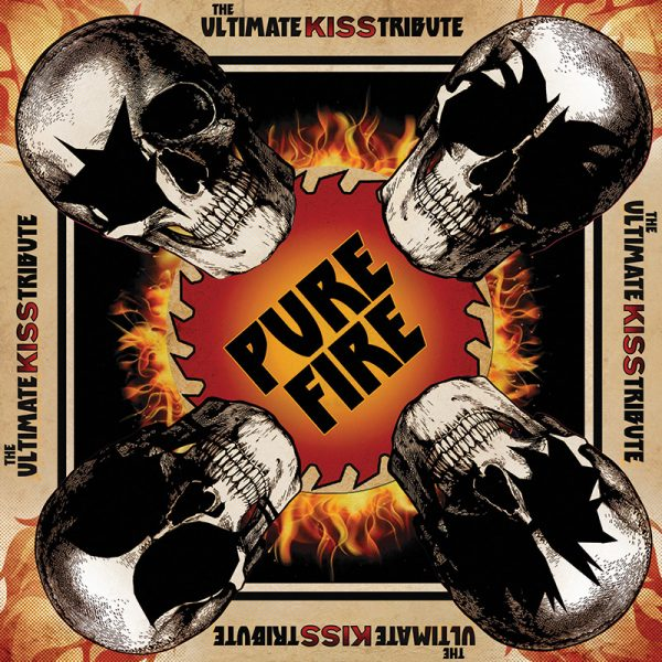 Pure Fire - The Ultimate Kiss Tribute (CD+DVD)