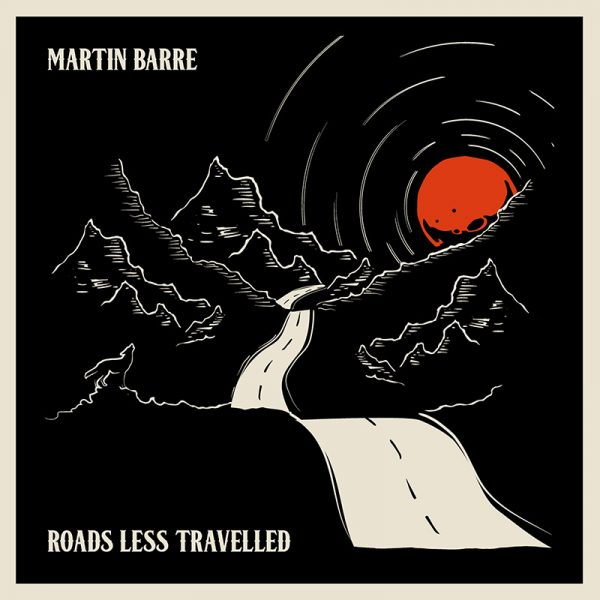 Martin Barre - Roads Less Travelled (CD)