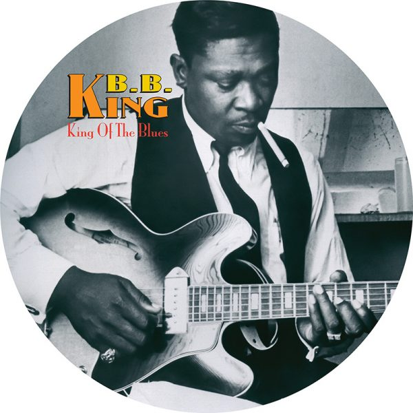 B.B. King - King of the Blues (Picture Disc)