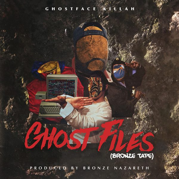 Ghostface Killah - Ghost Files (2 LP)