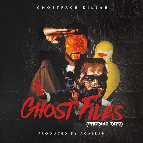 Ghostface Killah - Ghost Files (2 LP)