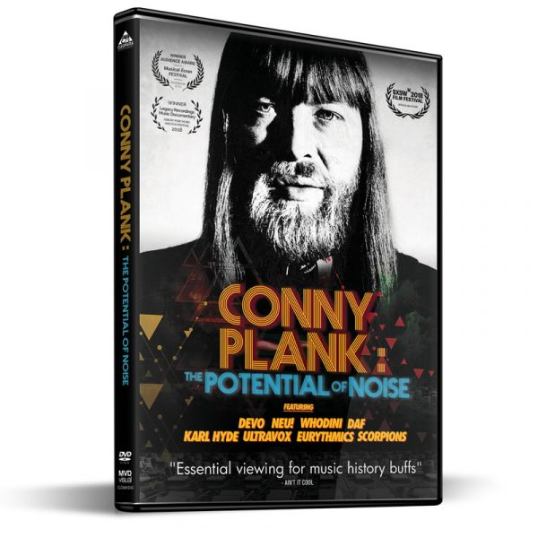 Conny Plank: The Potential of Noise (DVD)