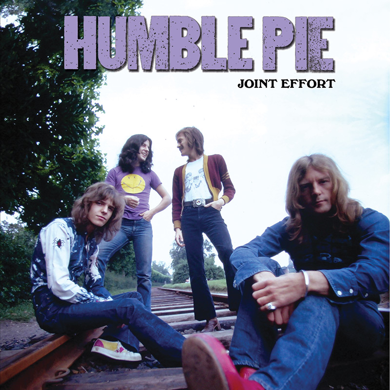 Humble Pie Joint Effort Cd Cleopatra Records Store