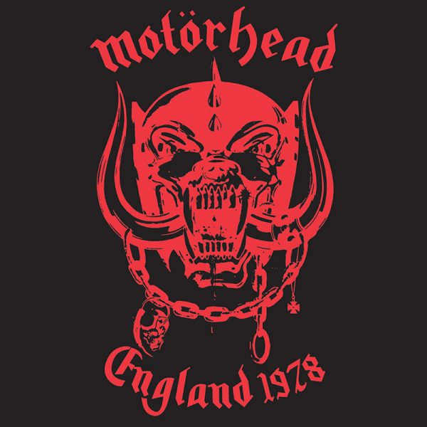 Motorhead - England 1978 (Limited Edition Red LP)