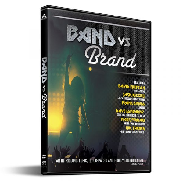 Band vs Brands (DVD)