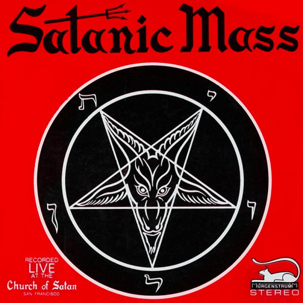 Satanic Mass (Limited Edition Red LP)