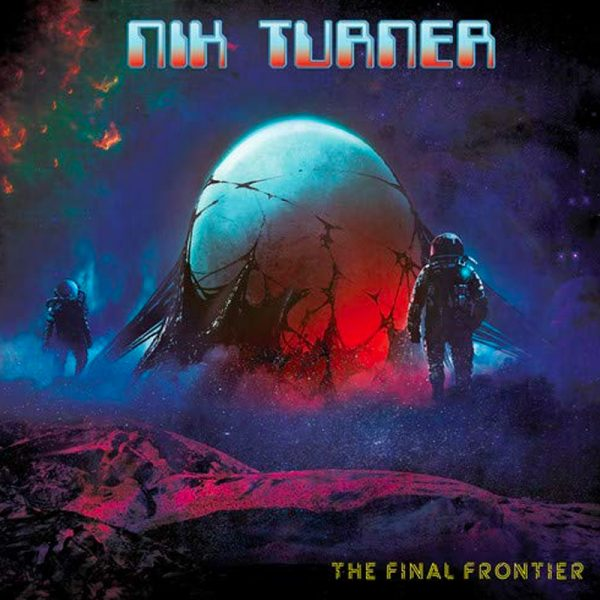 Nik Turner - The Final Frontier (LP)