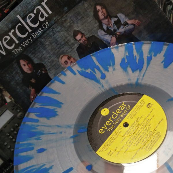 Everclear - The Very Best Of (Limited Edition Splatter Vinyl)