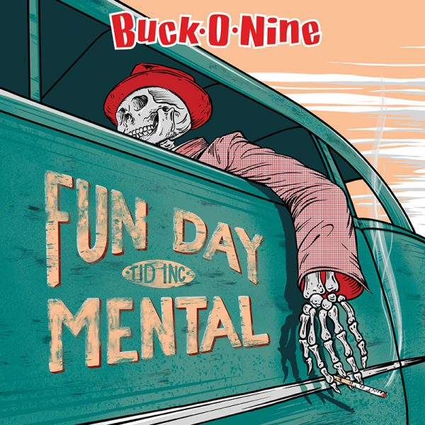 Buck-O-Nine - Fundaymental (Limited Edition Red Vinyl)