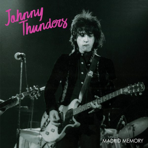 Johnny Thunders - Madrid Memory (Limited Edition Splatter Vinyl)