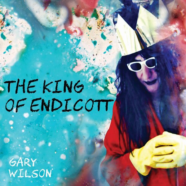Gary Wilson - The King Of Endicott (CD)