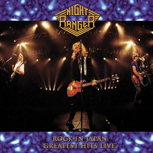 Night Ranger - Rock in Japan - Greatest Hits Live (Limited Edition Blue Vinyl)