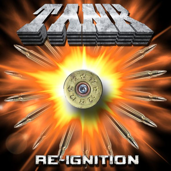Tank - Re-Ignition (CD)
