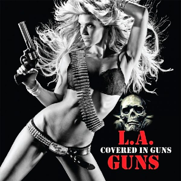 L.A. Guns - Covered in Guns (Limited Edition Red Vinyl)