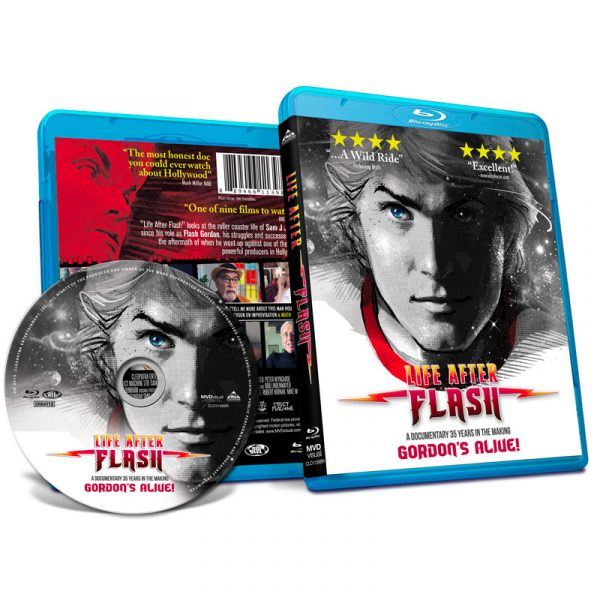 Life After Flash (Blu-Ray)