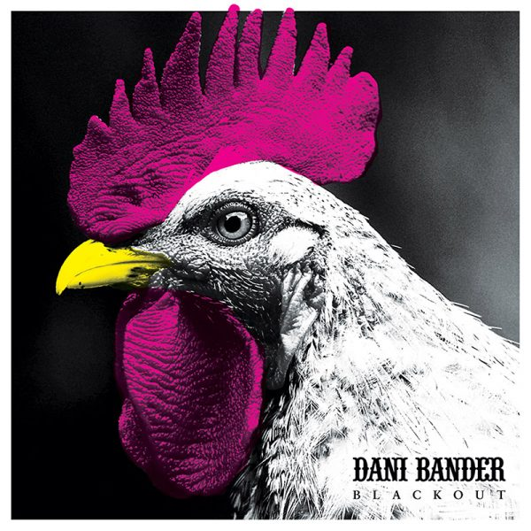 Dani Bander - Blackout (CD)