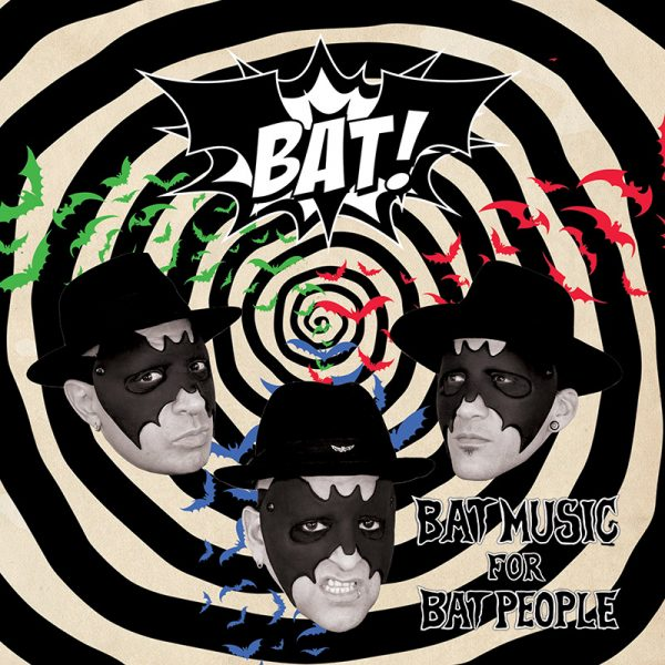 Bat! - Bat Music for Bat People (Limited Edition Red Vinyl)