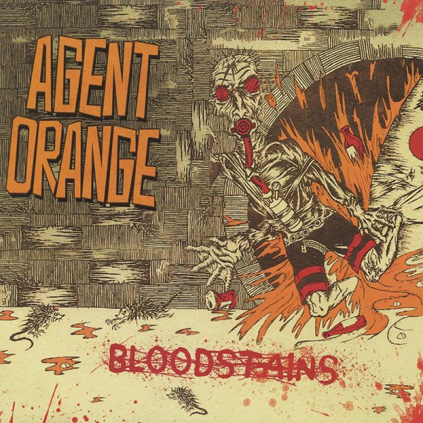 Agent Orange - Bloodstains (Limited Edition CD)