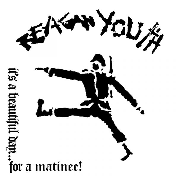 Reagan Youth - It's A Beautiful Day For A Matinee! (Limited Edition Splatter Vinyl)