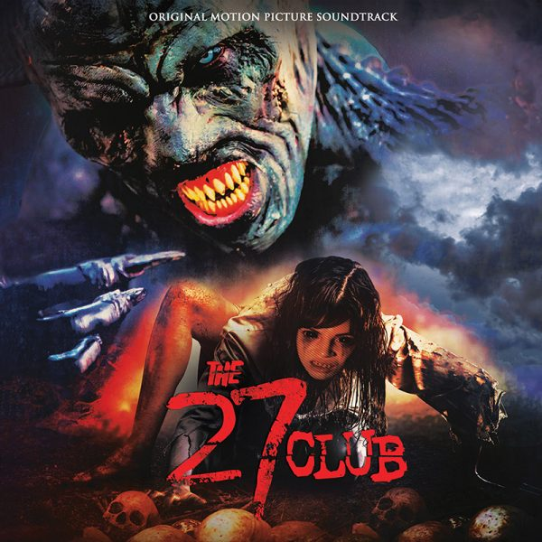 The 27 Club - Motion Picture Soundtrack (Limited Edition Red Vinyl)