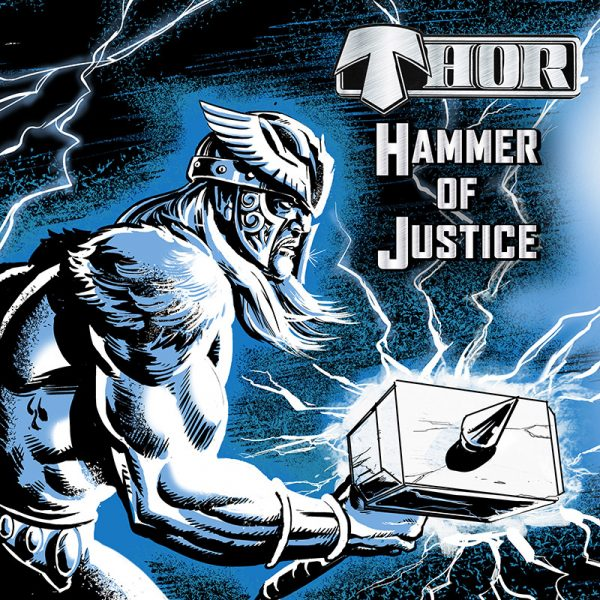 Thor - Hammer of Justice (CD+DVD)