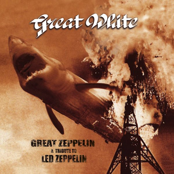 Great White - Great Zeppelin - A Tribute to Led Zeppelin (LP)