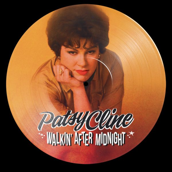 Patsy Cline - Walkin' After Midnight (PD)