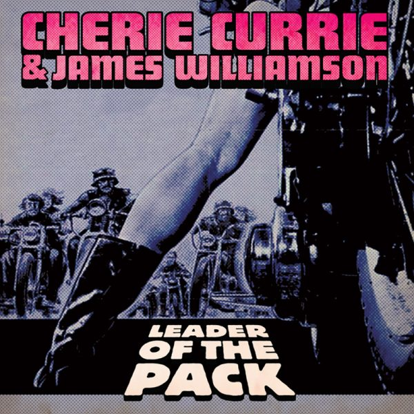 "Cherie Currie & James Williamson - Leader of the Pack (Limited Edition 7"" EP)"