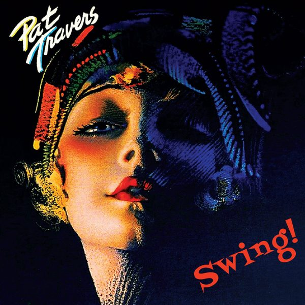 Pat Travers - Swing! (CD)