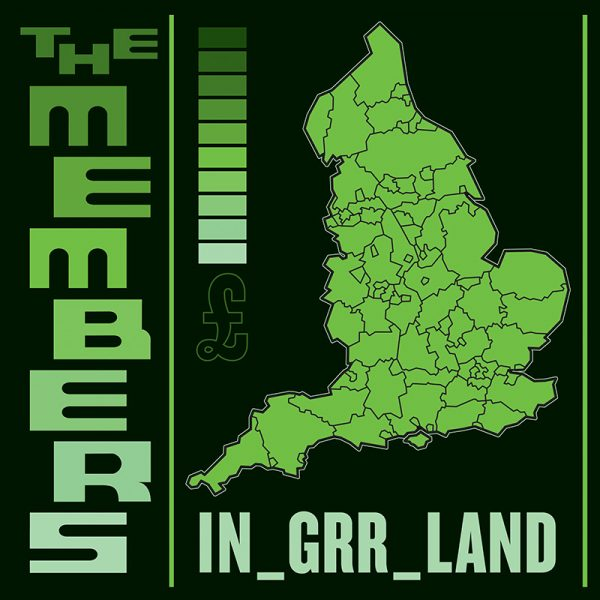 The Members - In_Grr_Land (LP)