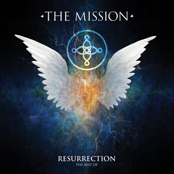 The Mission - Resurrection: The Best of (Limited Edition Blue Vinyl)