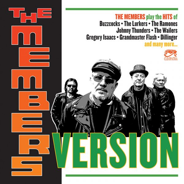 The Members - Version (Limited Edition Vinyl)