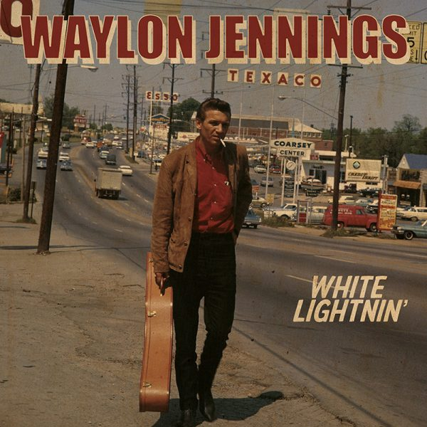 Waylon Jennings - White Lightnin' (CD)