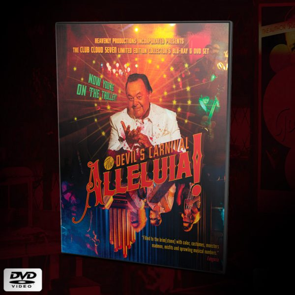 Alleluia! The Devil's Carnival - Collector's Edition (DVD)