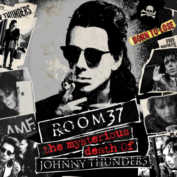 Room 37: The Mysterious Death Of Johnny Thunders (DVD)
