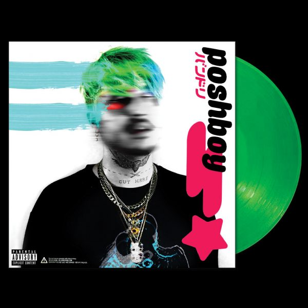 ITSOKTOCRY - Poshboy (Limited Edition Colored Vinyl)