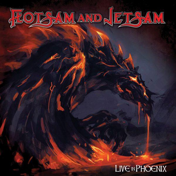 Flotsam & Jetsam - Live in Phoenix