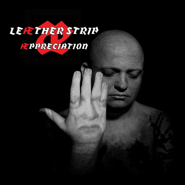 Leaether Strip - Æppreciation (Limited Edition Red Vinyl)