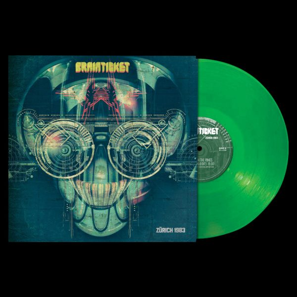Brainticket - Zürich 1983 (Limited Edition Green Vinyl)