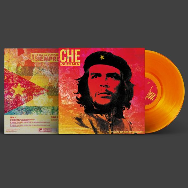 Che Guevara - The Voice of the Revolution