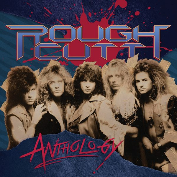 Rough Cutt - Anthology (Limited Edition Red Vinyl)