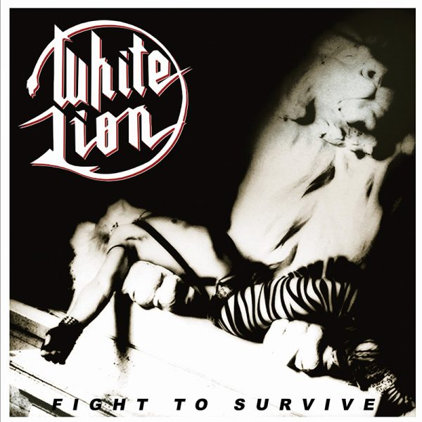 White Lion - Fight to Survive (Limited Edition White Vinyl)