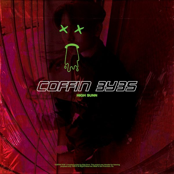 High Sunn - Coffin Eyes (CD)