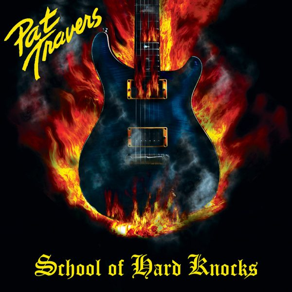Pat Travers - School of Hard Knocks (CD)