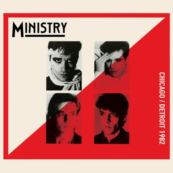 Ministry - Chicago/Detroit 1982 (CD)