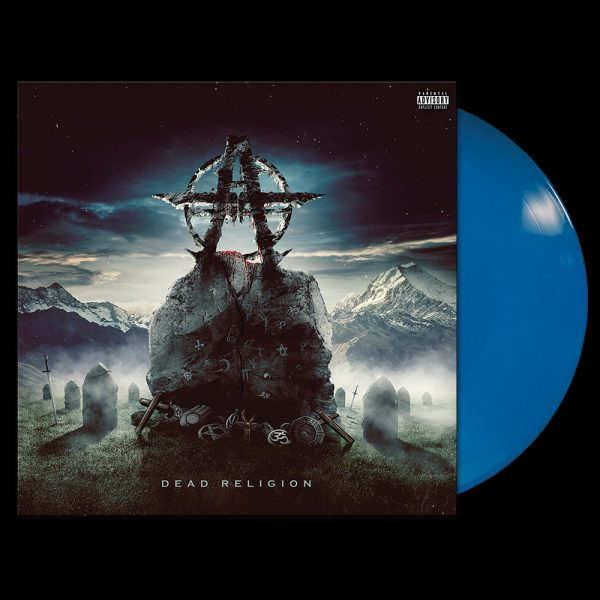 Align The Tide - Dead Religion (Limited Edition Blue Vinyl)