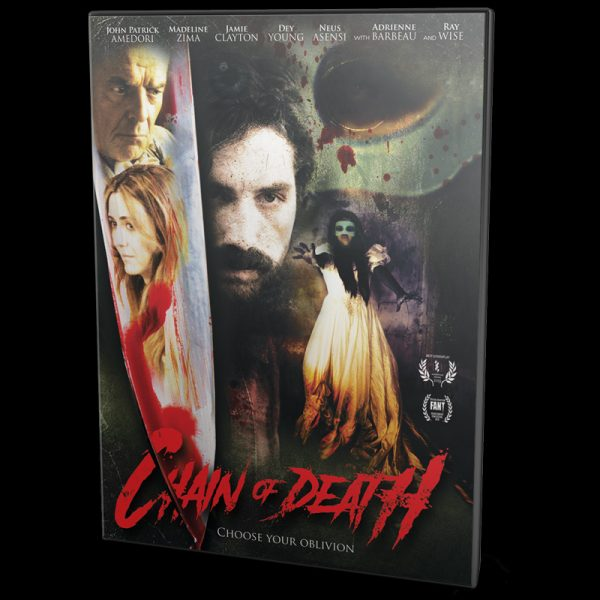 Chain of Death (DVD)