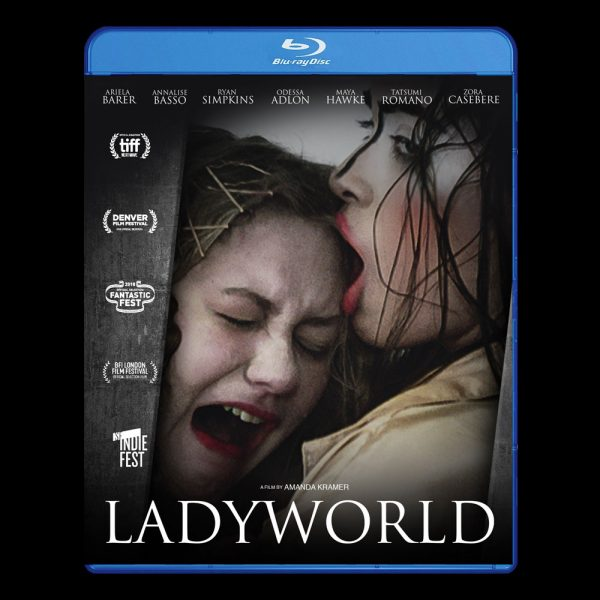 Ladyworld (Blu-Ray)