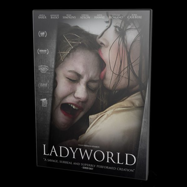 Ladyworld (DVD)