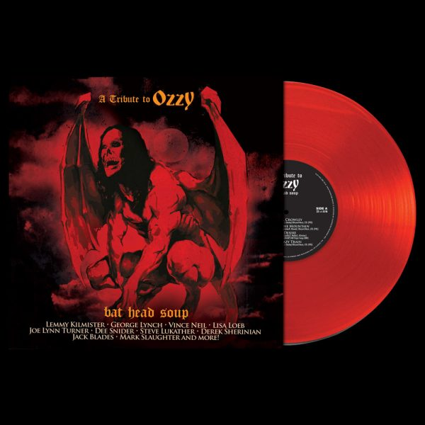 Bat Head Soup - A Tribute To Ozzy (Limited Edition Red Vinyl)